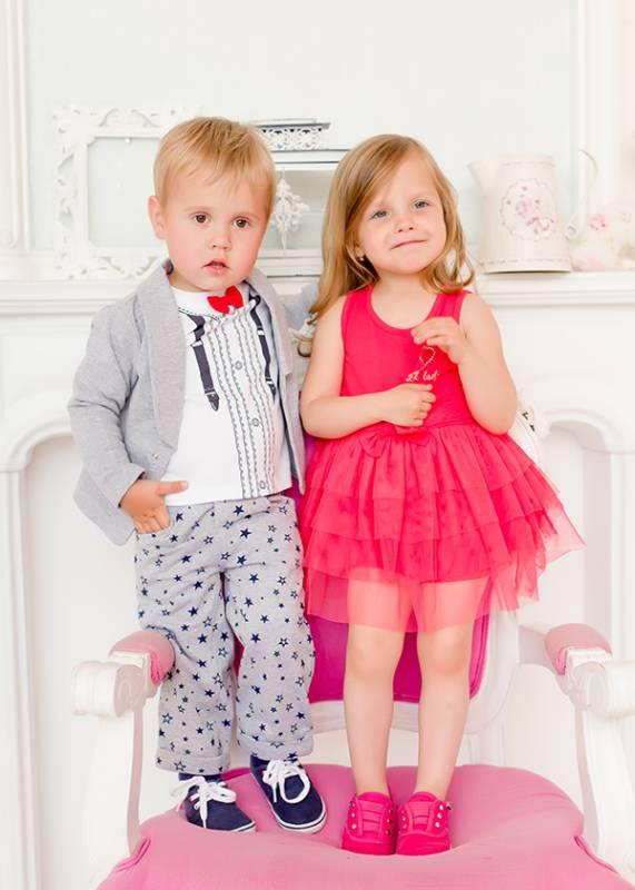 Модная детская одежда от ЭКОЛАЙФ